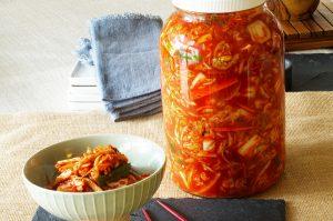 beauty shot kimchi