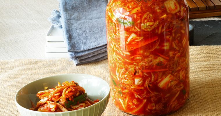 Real Deal Kimchi!
