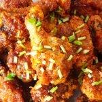 recipe card korean frien chicken