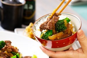 chinese beef and broccoli feature