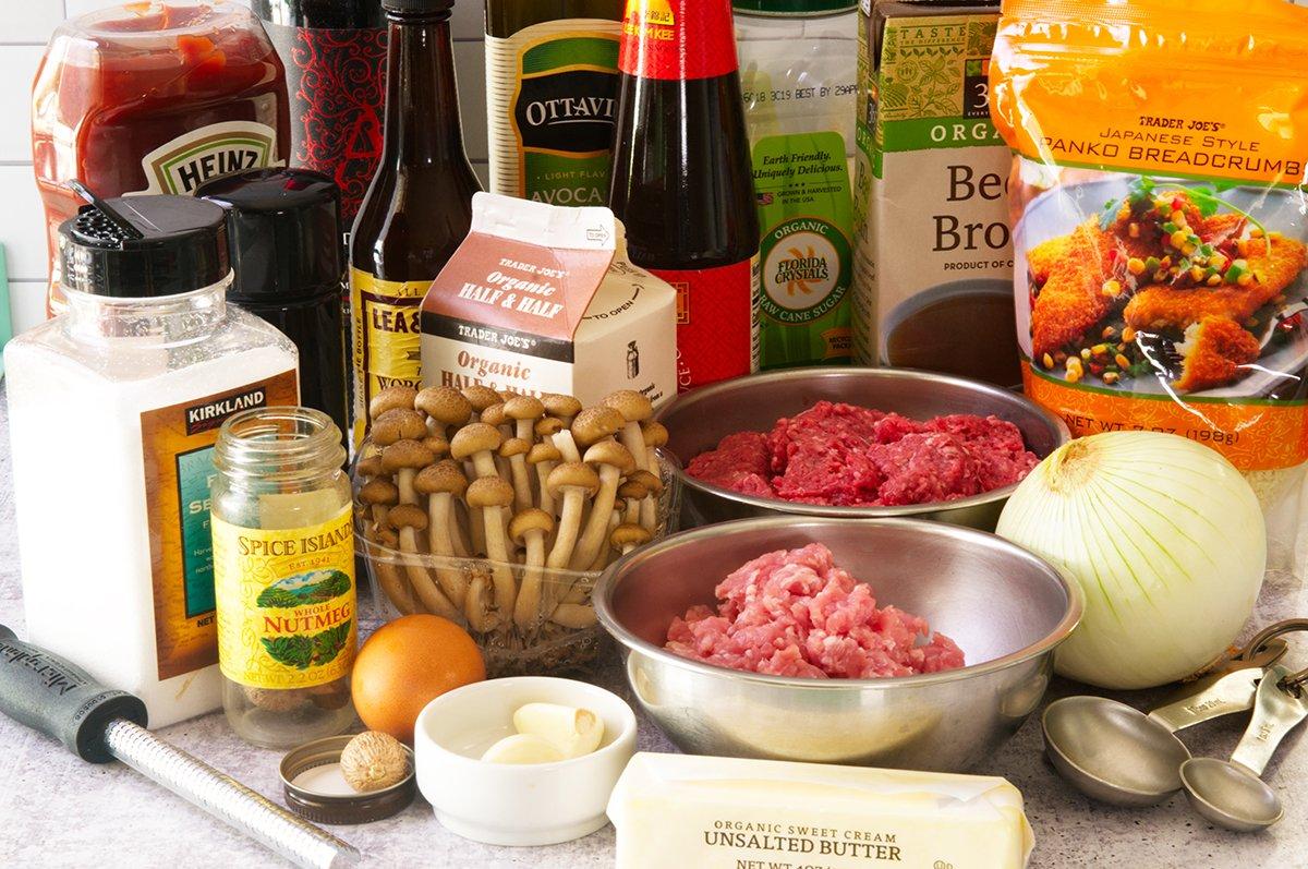 hambagu ingredients