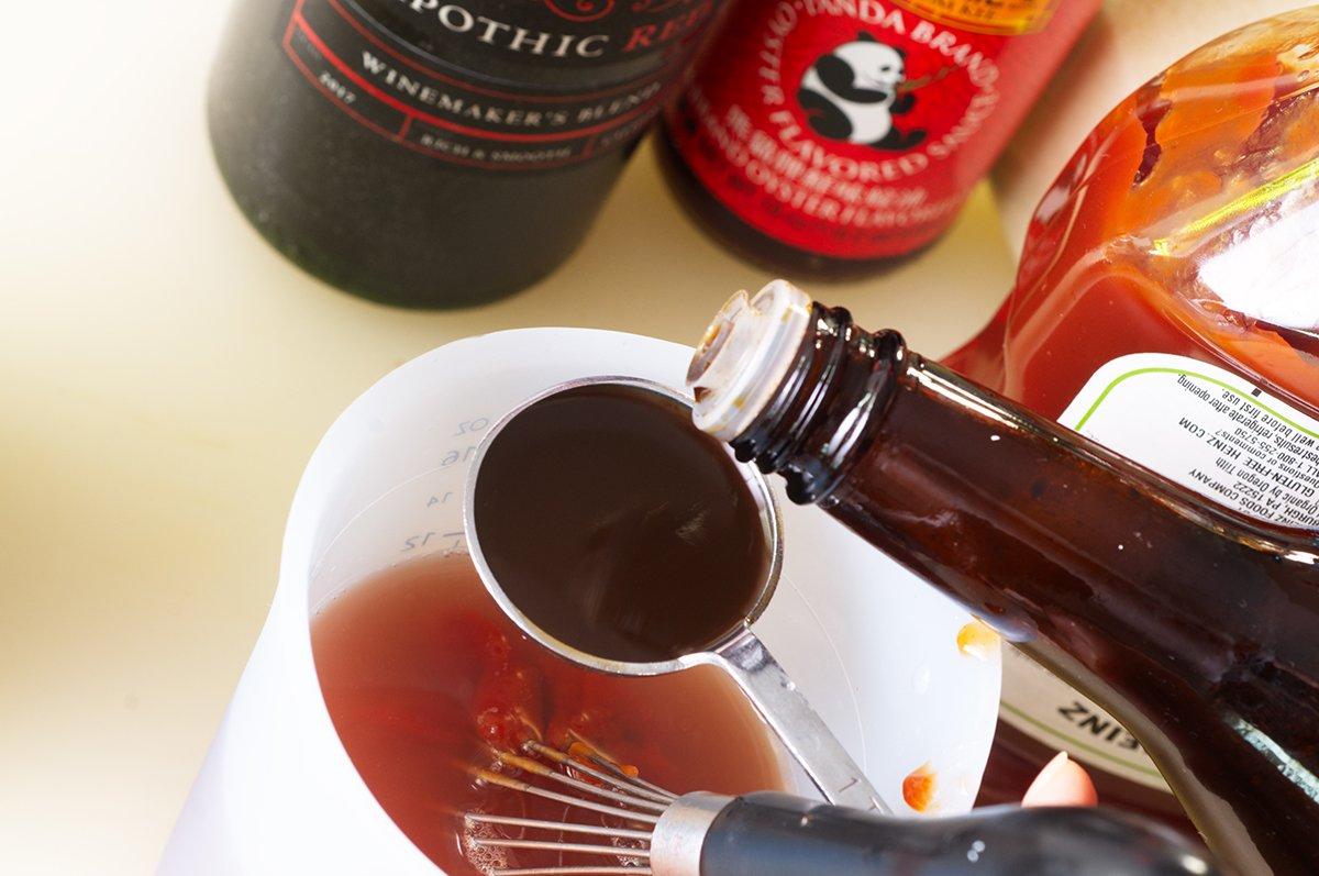 hambagu mix sauce