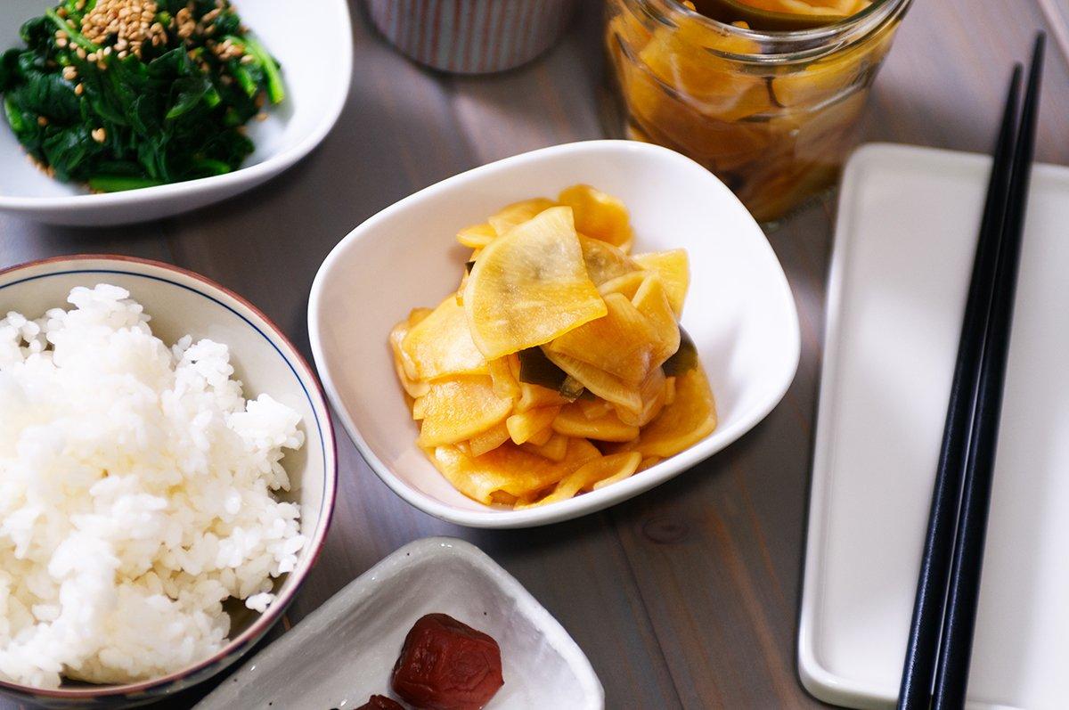 Japanese Pickles (tsukemono)