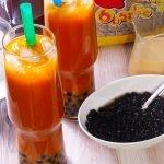 thai boba recipe card