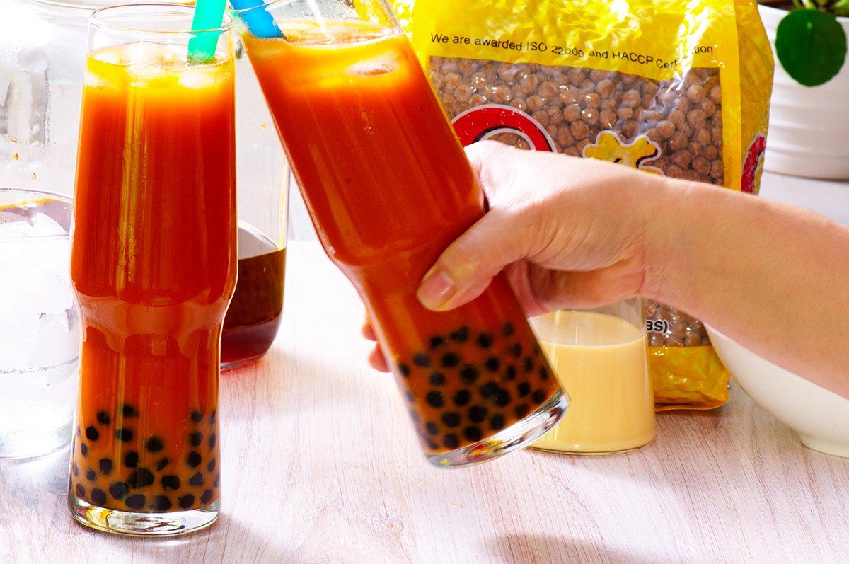 Thai Boba Tea