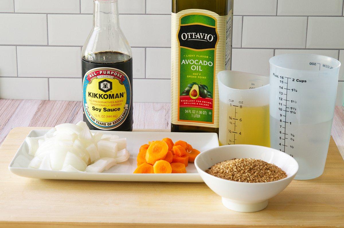 sesame dressing ingredients