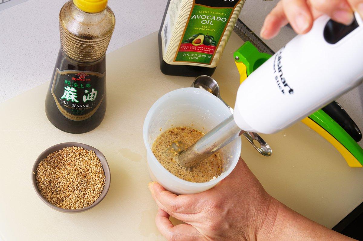 shiitake katsu sauce blend