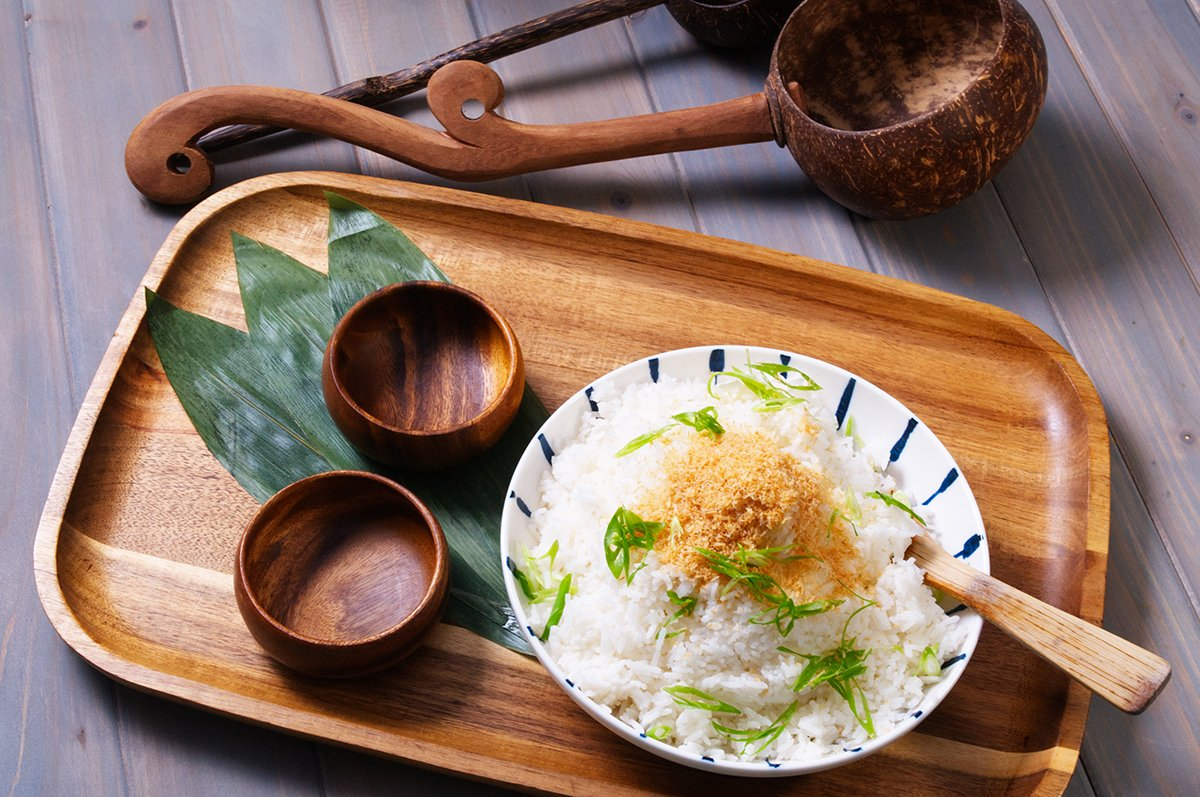 coconut rice feature