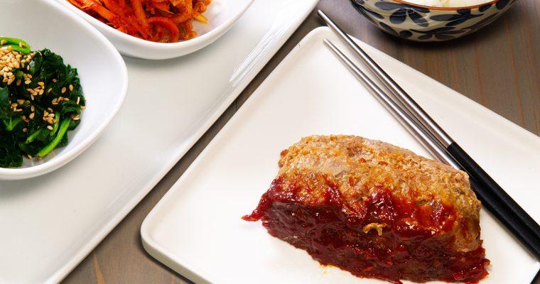 Korean Meatloaf