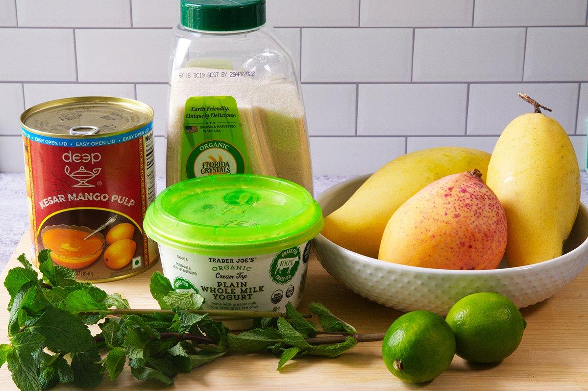 mango lassi ingredients