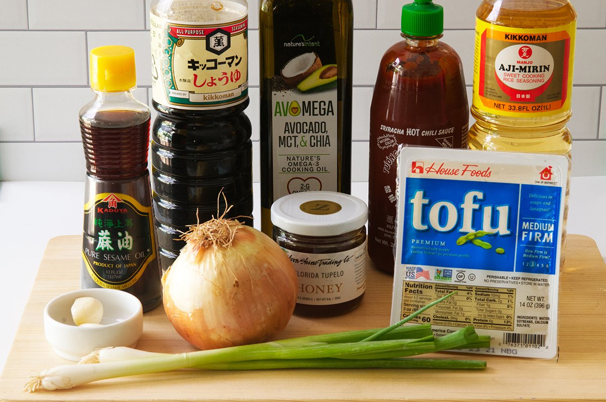 sriracha tofu ingredients