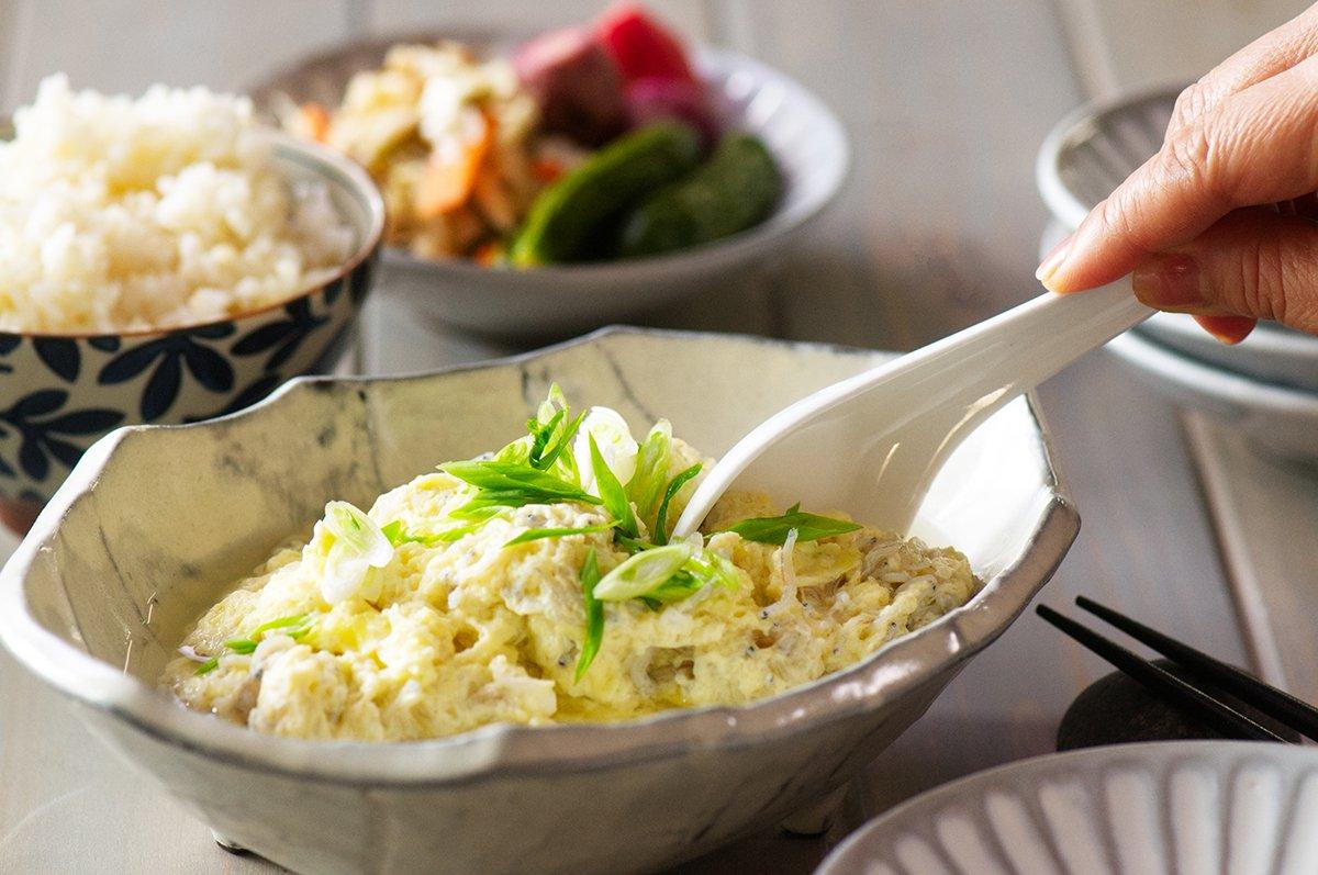 beauty egg soufflé
