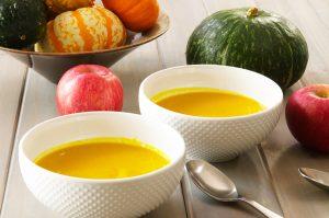 feature kabocha soup
