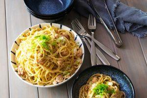 tarako spaghetti feature