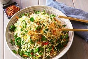 noodle salad feature