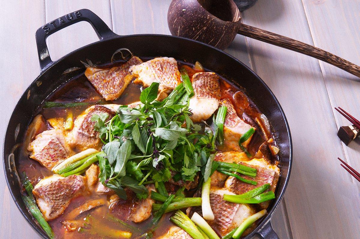 Spicy Thai Fish